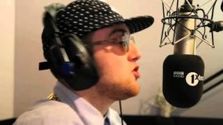 Mac Miller DJ Semtex BBC 1Xtra freestyle (Exclusive)