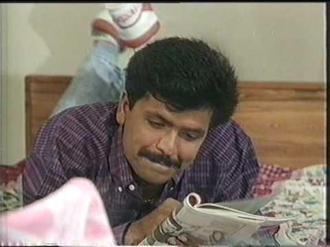 Saeed Ahmed Wagho sindhi PTV drama Aaino scene 1.vob