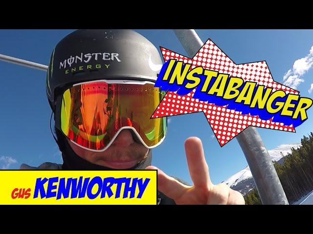 Instabanger || Gus Kenworthy