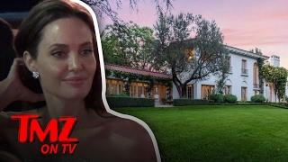 Angelina Jolie Drops $25 Million On Cecil B. DeMille Estate | TMZ TV