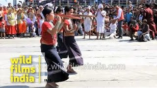 Reang tribal dance from Tripura