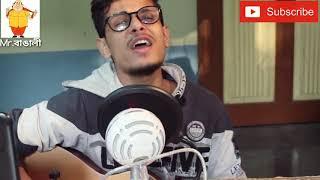 Meghomilon    Singing by The bong guy (Kiran Dutta)