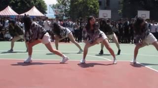 1060429竹東高中園遊會 熱舞社表演
