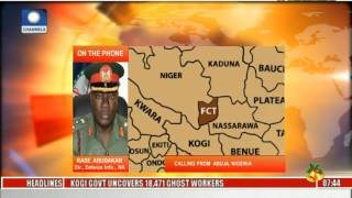 Army Says Sambisa Forest Is Under Its Control Pt. 1