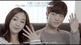 K.will - Please don't... MV [SeeYou Indonesian Subtitle]