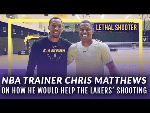 LN Interview Chris Matthews aka Lethal Shooter On How He Can Help The Lakers Shooting