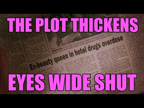 Xxx Mp4 The Plot Thickens EYES WIDE SHUT S Mysterious Newspaper Articles 3gp Sex