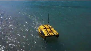 ESM30 water sampling & monitoring USV unmanned boat