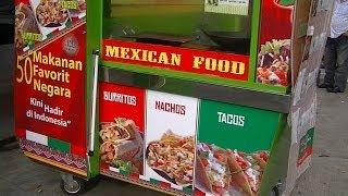 Jakarta Street Food 326 Nachos Hot from Mexico Bunga Rampai TiVi 1730