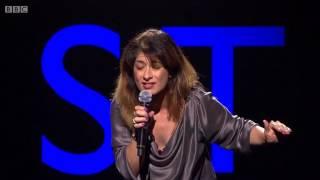 Shappi Khorsandi Edinburgh Comedy Fest Live 2014