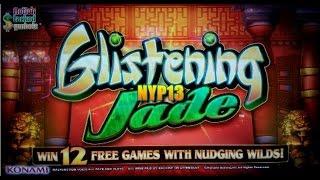 Konami - Glistening Jade Slot Bonus