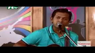 Kobita  by Tahsan   Nilpori Nilanjona with lyrics
