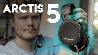 SteelSeries Arctis 5 - the BEST $99 Gaming Headset?