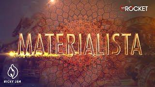 Materialista - Silvestre Dangond & Nicky Jam | Video Lyric