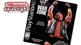 Spotlight Video Game Reviews - WWF War Zone (Playstation)
