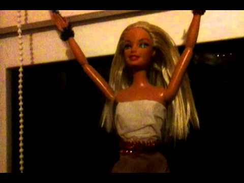 The barbie & repunzel show part 10 all tied up