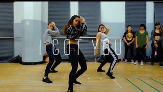 Bebe Rexha - I Got You #DanceOnGotYou  | @DanaAlexaNY Choreography