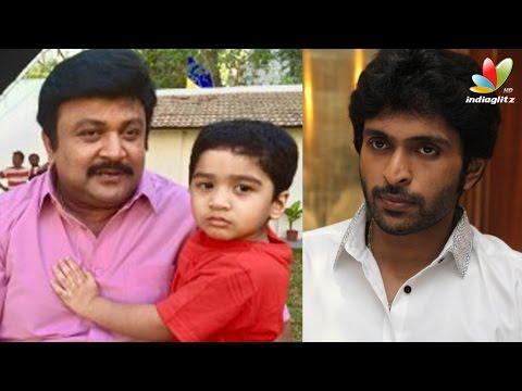 Fourth generation actor from Sivaji Ganesan's family   Hot Tamil Cinema News