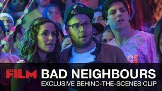 Bad Neighbours: Mushrooming - Behind the Scenes