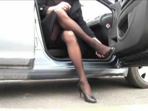 Pantyhoses Transvestite Crossdresser