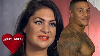 Dater Shows Off Dance Moves To Male Stripper | First Dates