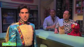 Sesame Street: Jason Schwartzman sneak peek!