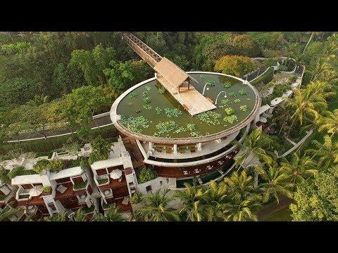 Four Seasons Resort Bali at Sayan Ubud full tour AMAZING