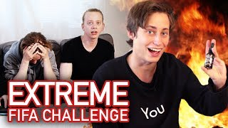Extreme FIFA Challenge!   I Just Want To Be Cool VS