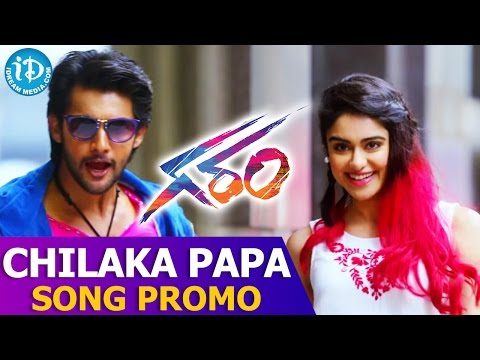 Xxx Mp4 Garam Movie Song Chilaka Papa Video Song Promo Aadi Adah Sharma Agasthya 3gp Sex