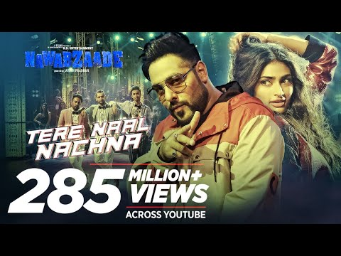 Xxx Mp4 Nawabzaade TERE NAAL NACHNA Song Feat Athiya Shetty Badshah Sunanda S Raghav Punit Dharmesh 3gp Sex
