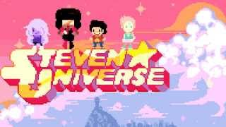 Steven Universe - The Crystal Gems (Chiptune cover)