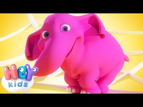 Xxx Mp4 Un Elefante Se Balanceaba Canción Infantil HeyKids 3gp Sex
