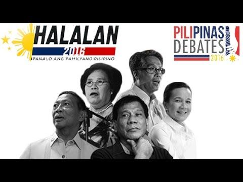 PiliPinas Debates 2016