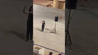 ياكنترول سجل اقوى دخول - رقص بنوته قدام الجمهور