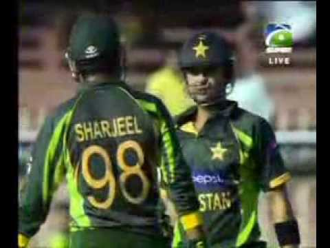 Pakistan vs Sri Lanka 1st odi 18 December 2013 Part 1