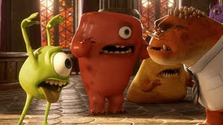 Monsters University - Teacher