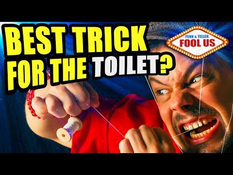 Penn & Teller Fool Us NO CAMERA TRICK Javi Benitez