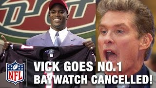 Michael Vick goes No.1 Overall…But what else happened during the 2001 NFL Draft? | NFL Draft Rewind