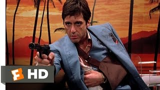 Scarface (4/8) Movie CLIP - Every Dog Has His Day (1983) HD