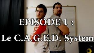 Touche Ton Manche - Episode 1 : Le C.A.G.E.D. System