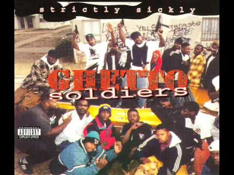 Ghetto Soldiers - Killas By Mentality