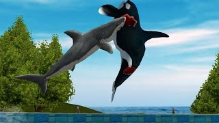 Jaws Unleashed Full Movie All Cutscenes Cinematic #1