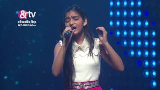 Priyanshi Singing Noor E Khuda | Liveshows | Sneak Peek | The Voice India Kids | Sat-Sun 9 PM