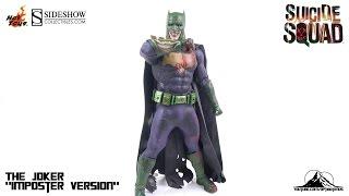 Hot Toys Suicide Squad THE JOKER (Batman Imposter Version) Video Review