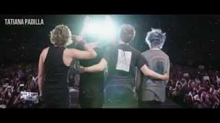 5 Seconds of Summer – Trailer  How Did We End Up Here? Live At Wembley Arena (sub español)