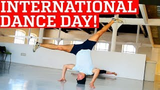 Amazing Dancers | International Dance Day 2018