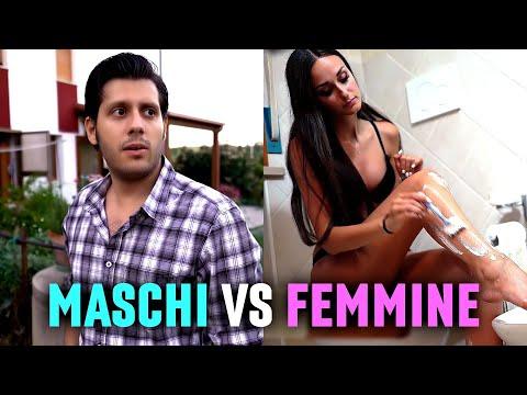 Xxx Mp4 MASCHI VS FEMMINE LE DIFFERENZE 3gp Sex