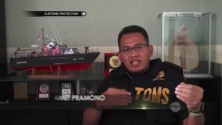 Diberhentikan Petugas, ABK Kapal ini Malah Melawan - Customs Protection