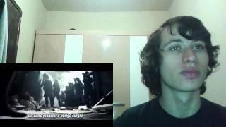React 133 - Rap do Superman vs Batman - (7Minutoz e Tauz)