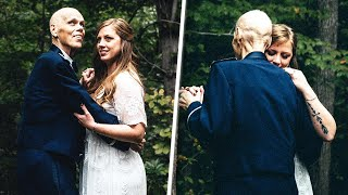 Bride-to-Be Shares Moving Dance With Dying Dad